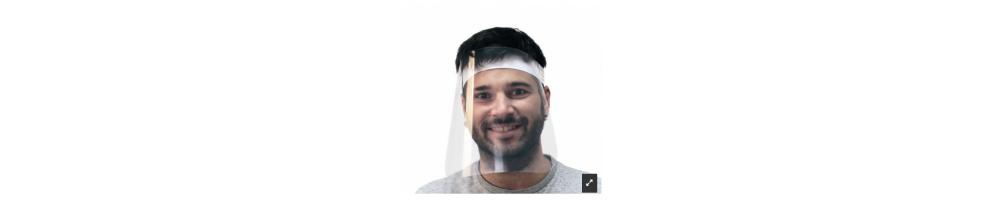 Pantallas Faciales