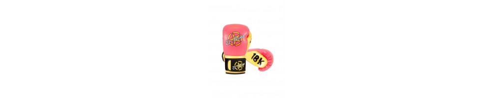 Packs Thai Bronx Spiritual Boxing